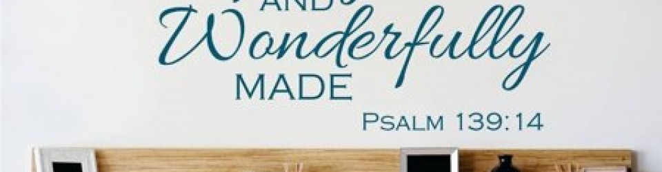 You Have Value – Psalm 139:14 - Emmanuel Lutheran Church