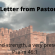 An important Letter from pastor (1)